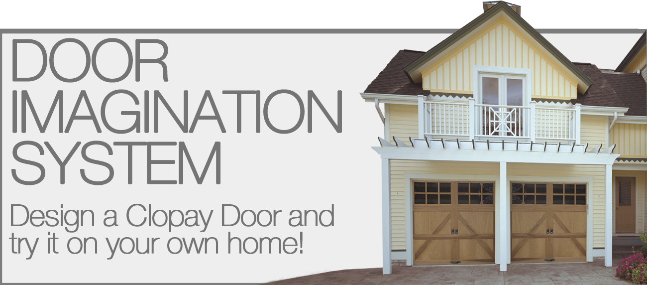 Clopay Door Imagination System